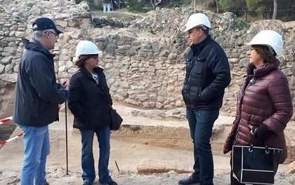 El Ayuntamiento de Guardamar pone en marcha una visita guiada a los yacimientos arqueológicos fenicios de la Fonteta