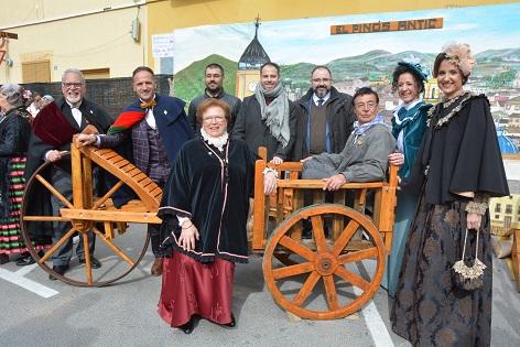 Pinoso se echa a la calle para celebrar los actos del Día del Villazgo
