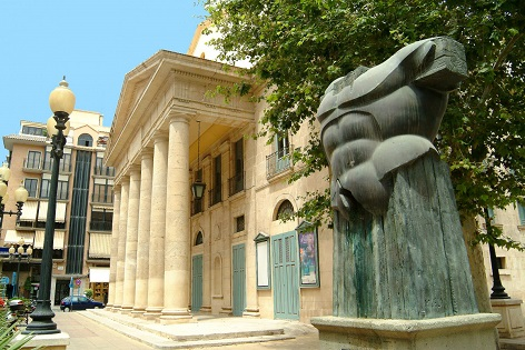 El Principal vuelve a ser el teatro más valorado de la Comunitat Valenciana