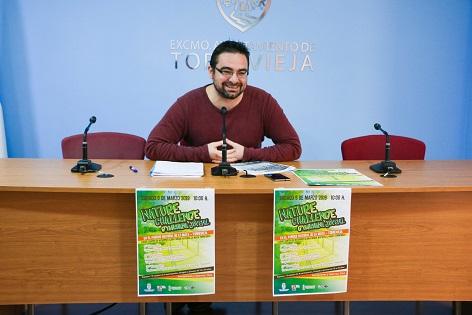 Juventud de Torrevieja organiza una gymkhana medioambiental en el Parque Natural de la Mata como protagonista