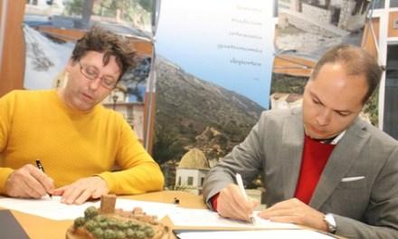 La Universidad de Alicante consolida su presencia en la comarca de l'Alacantí con el aula Universitaria de Aigües