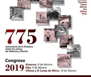 Villena participa en el Congrés del 775 aniversari del Tractat d'Almirra