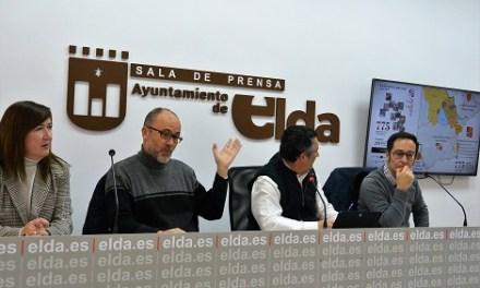 """Elda acollirà demà dissabte, 9 de febrer, el congrés de temàtica històrica """"La Frontera que uneix"""""""