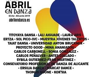 Primeres pistes d'una nova edició del Festival Abril en Dansa d'Alacant-Elx