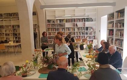 Garantit el programa «Reminiscències. Art i Cultura contra l'Alzheimer» en la seua setena edició
