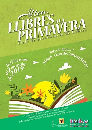 """""""Entre dones"""" dóna inici a la nova edició de 'Llibres a la Primavera'"""
