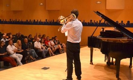 Benidorm promociona la XXXI edició del Curs Internacional de Música