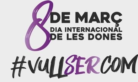 L'Ajuntament d'Elx organitza una infinitat d'activitats per a reivindicar la igualtat real amb motiu del Dia Internacional de la Dona