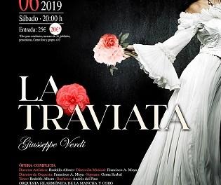Òpera completa de Giuseppe Verdi: LA TRAVIATA a La Nucia. Estrena en la Comunitat Valenciana