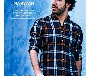 """Cervezas Alhambra trae la música de Marwan al ciclo """"Momentos Alhambra en el Escenario"""""""