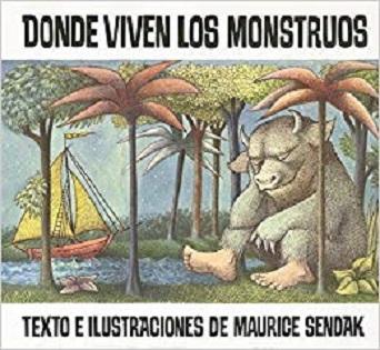 Maurice Sendak: donde viven los monstruos y un gran número de emociones (1 de 1)