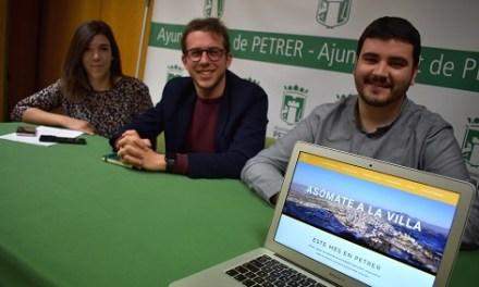 Petrer rediseña su web de Turismo para mejorar la experiencia on-line de los usuarios