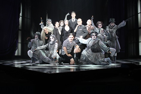 LA FAMÍLIA ADDAMS arriba al Teatre Principal d'Alacant