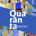 """Los rectores de la UA y la UIB inauguran la exposición """"40 anys, quaranta poetes, XL artistes"""""""