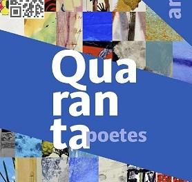 """Els rectors de la UA i la UIB inauguren  l'exposició """"40 anys, quaranta poetes, XL artistas"""""""