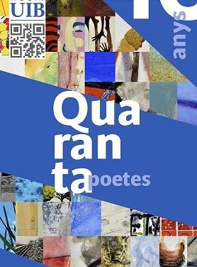 Los rectores de la UA y la UIB inauguran la exposición «40 anys, quaranta poetes, XL artistes»