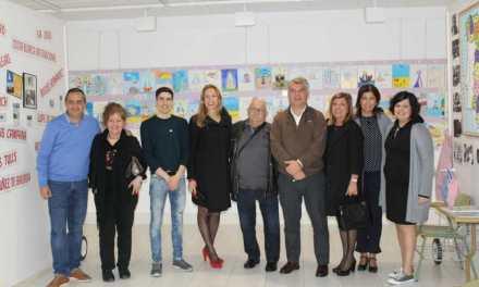 El Certamen Escolar de Dibujo de 'La Barqueta' de Benidorm bate un nuevo record de participación