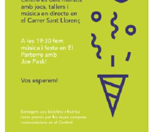 'Festa is coming' a Alcoi una iniciativa per a revitalitzar el centre de la ciutat