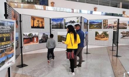 La muestra fotográfica '30 países x 30 miradas' de Vicente Roig llega a l'Aljub de Elche