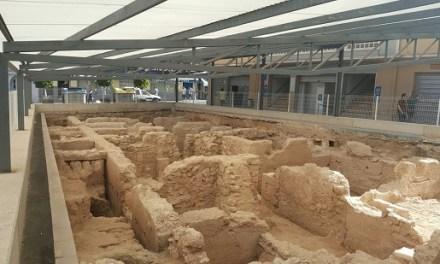 Finaliza la tercera fase de las excavaciones del entorno del Mercado central en las que han aparecido 120 enterramientos islámicos