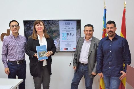 L'Ajuntament d'Elda recull en un llibre les conferències de l'I Congrés de Patrimoni Històric-Cultural del Vinalopó sobre l'aigua