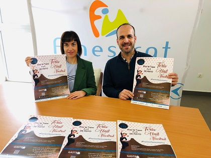 """Finestrat celebra la """"Fira d'Abril"""" el cap de setmana del 4 i 5 de maig amb ruta de tapes i espectacles de flamenc"""