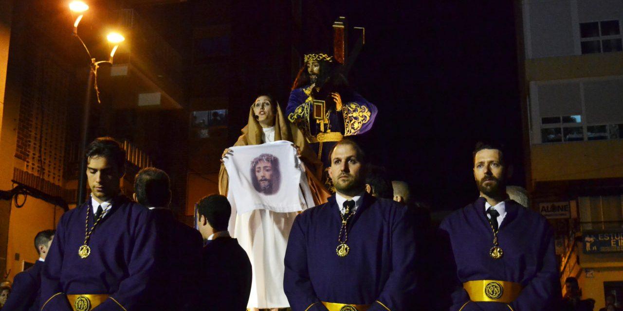 L'escenificació de la Cruxifición serà recuperada l'any que ve a Guardamar