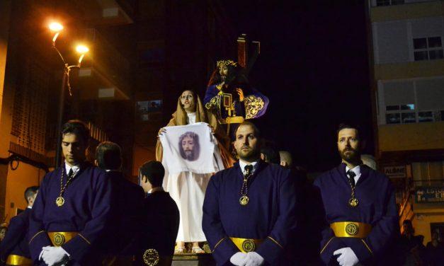 La escenificación de la Cruxifición será recuperada el año que viene en Guardamar