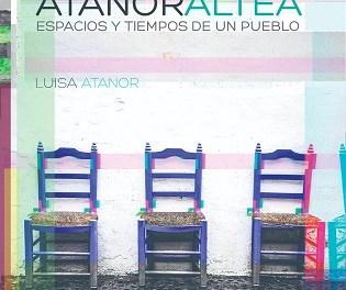 """Luisa Atanor en la Fundación Frax con """"AtanorAltea"""""""