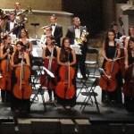 Concierto de la Jove Orquestra de la Generalitat Valenciana en el Palau d'Altea