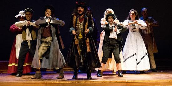 Oliver Twist en Altea: un musical magnífico y trepidante lleno de emociones