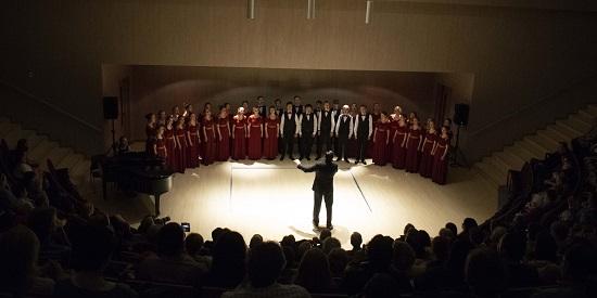 El Coro del Concierto del Colegio Estatal de MINSK de Bielorrusia gana el 25º Certamen Juvenil de Habaneras de Torrevieja