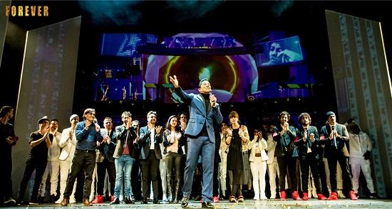 """Forever King of Pop"" arriba al Teatre Chapí de Villena"