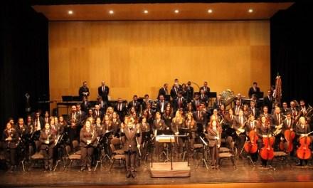 Les agrupacions musicals de Teulada i El Verger triomfen en Música de Banda en el Auditori Teulada Moraira