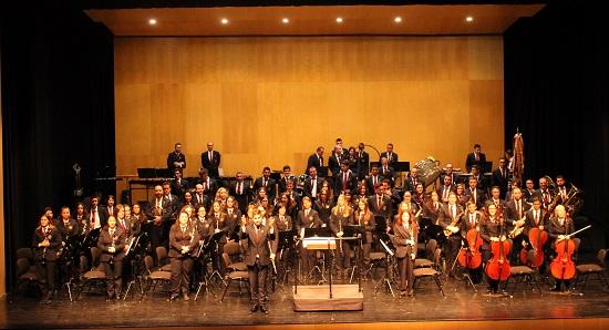 Las agrupaciones musicales de Teulada y El Verger triunfan en Música de Banda en el Auditori Teulada Moraira