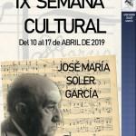 Comienza la Semana Cultural del Conservatorio de Música en Villena