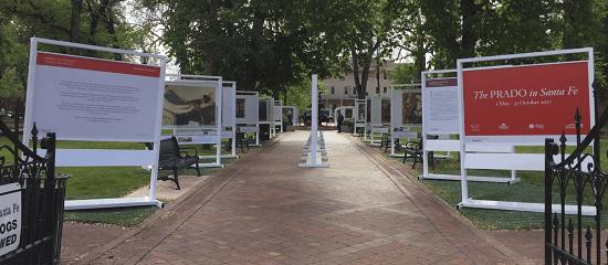 Aquest dilluns s'inaugura a Elx l'exposició 'El Museu del Prado als carrers'