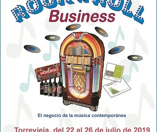 La Sede Universitario de Torrevieja presenta el curso de verano «ROCK AND ROLL BUSINESS: EL NEGOCIO DE LA MÚSICA CONTEMPORÁNEA»