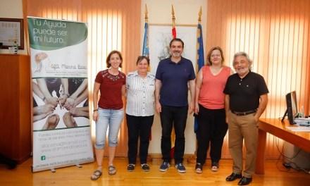 El Festival de Cors de l'Alfàs dóna 1.200 euros a AFA Marina Baixa