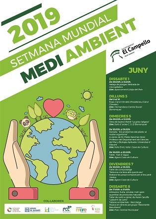La Semana Mundial del Medio Ambiente en El Campello