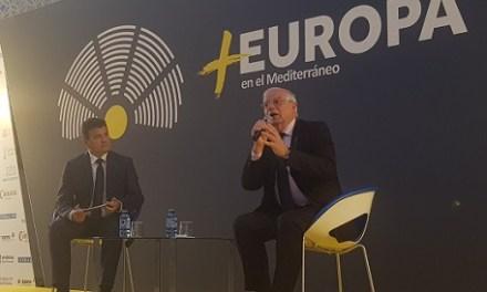 """Josep Borrell: """"cal fer un esforç perquè la gent entenga Europa"""""""