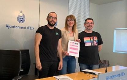 El Festival de Cultura LGTBI+ Diversa 2019 d'Elx presenta la seua X edició amb noves ubicacions  i una major oferta d'activitats