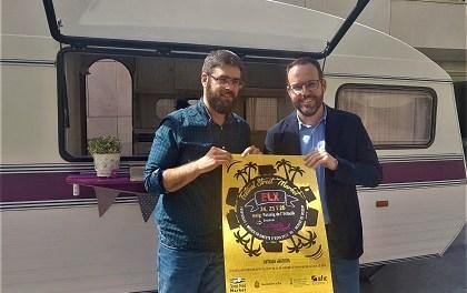 El Festival Elx Street Market omplirà el Passeig de l'Estació de gastronomia i música en directe