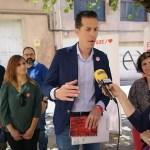 """ELECCIONES Y CULTURA. Rubén Alfaro: """"Crearemos el Centro Eldense de la Cultura y las Artes como espacio de expresión artística"""""""