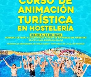 Finestrat organitza un curs d'animació turística en hostaleria del 20 al 24 de maig