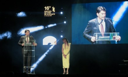 Gala Inaugural del XVI Festival de Cine de Alicante