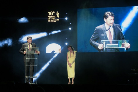 Gala Inaugural del XVI Festival de Cinema d'Alacant