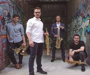 El quartet de saxofonistes Fukio actua en el Palau de la Música de Torrevella el pròxim 12 de maig