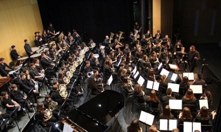 Més de 200 joves músics es reuniran en el Auditori Teulada Moraira en la Trobada de Bandes