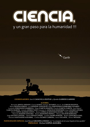 El catedrático Jorge Olcina colabora en «CIENCIA, y un gran paso para la humanidad!!!», libro de divulgación de la ciencia con prólogo de Michael López-Alegría